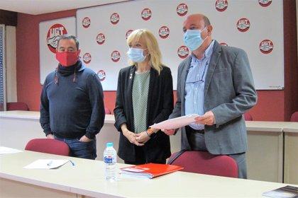 """Castilla (UGT-A) pide a los partidos """"dejarse de gresca"""" y """"hacer su trabajo"""" para paliar los efectos de la pandemia"""