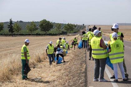 Proyecto LIBERA caracterizó casi 100.000 residuos abandonados en la naturaleza en 2020 pese al confinamiento