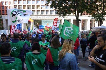 """Los sindicatos de funcionarios piden a Iceta que """"no postergue"""" al colectivo en sus planes para el Ministerio"""
