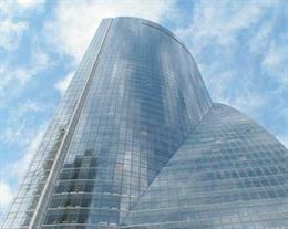 Torre Espacio, sede de OHL en Madrid