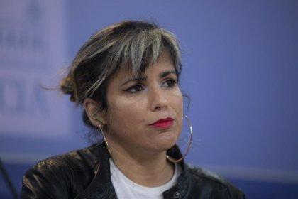 "Teresa Rodríguez acusa a Podemos e IU de reformar el Reglamento del Parlamento ""en contra"" de exdiputados de Adelante"