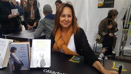 María Dueñas publicará el 14 de abril 'Sira', continuación de 'El tiempo entre costuras'