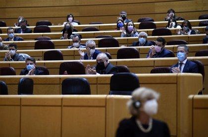 El PSOE en el Senado presenta una moción para defender los valores democráticos y pedir rechazo del asalto al Capitolio