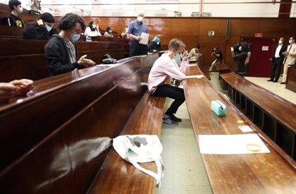 """Las universidades madrileñas han celebrado unos 2.000 exámenes presenciales con """"alguna incidencia puntual"""""""