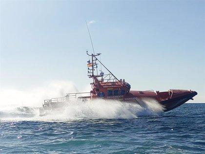Salvamento Marítimo incorpora la Salvamar Macondo, de nueva construcción, a Gran Canaria