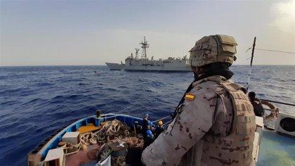 El vicealmirante Díaz del Río asumirá el mando de la operación de la UE de lucha contra la piratería en el Índico