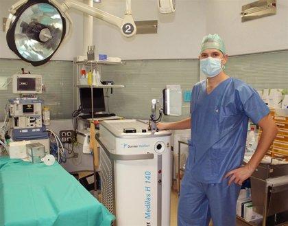 Vithas Vigo trata cálculos urinarios de hasta 3 cm en menos de una hora y de forma ambulatoria