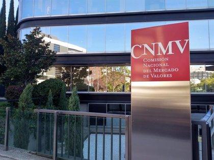La CNMV ve una estabilización del estrés de los mercados financieros españoles en un nivel medio