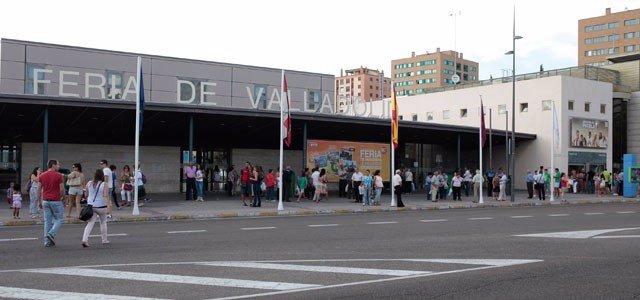 Valladolid.- Exteriores de la Feria de Valladolid