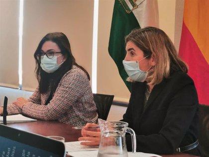 El Instituto Andaluz de Prevención de Riesgos Laborales hará campañas anti covid y para prevenir las caídas en altura