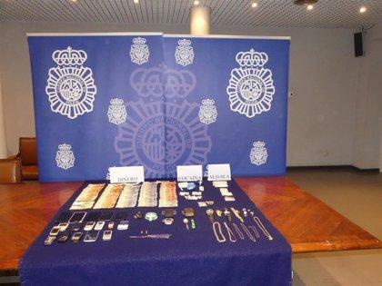 Desmantelados seis puntos de venta de droga en varios pisos donde se ejercía la prostitución en Palencia