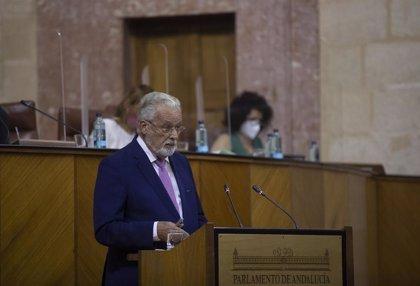 """Maeztu pregunta por las medidas para """"reanudar"""" la atención especializada ante """"la alta presión asistencial"""" por Covid"""