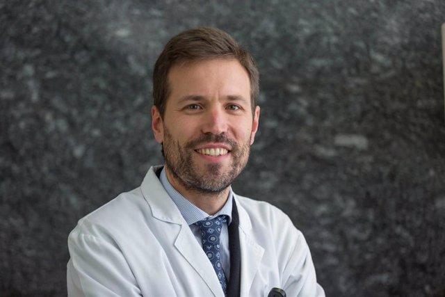 El doctor Jaime Gállego, de la Clínica Universidad de Navarra