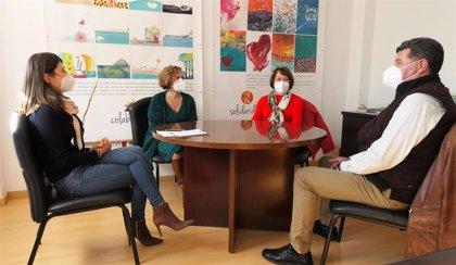 Diputación de Almería apoya el proyecto de orientación e inserción laboral de Asalsido