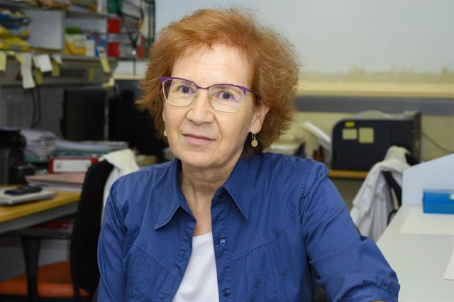 La viróloga e inmunóloga del CSIC Margarita del Val, coordinadora de la Plataforma Salud Global del CSIC. /