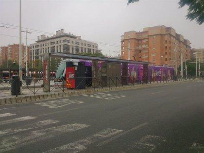 """Muñoz espera """"buenas noticias este trimestre"""" de los 19,6 millones pedidos al Ministerio para el tranvía de Sevilla"""