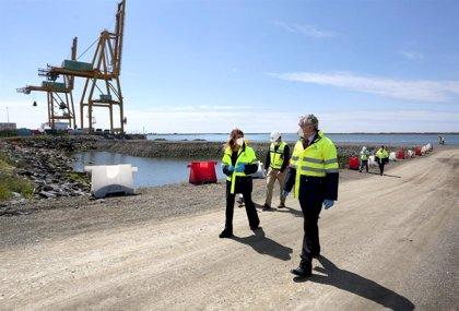 El Puerto de Huelva asciende al quinto lugar del sistema portuario a pesar de la pandemia