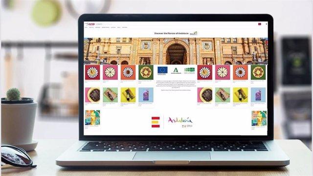 Extenda potencia la venta de alimentos andaluces en Estados Unidos a través de una promoción online.