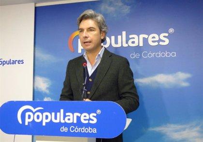 """Lorite (PP) pide a Antonio Ruiz que """"exija la dimisión de los alcaldes socialistas vacunados fuera del protocolo"""""""