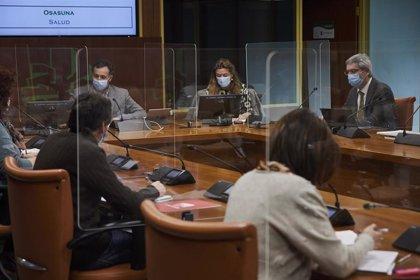 Euskadi ha administrado la primera dosis de la vacuna a 44.838 personas, el 26,88% personal de Osakidetza