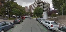 La calle Padre Moret de Pamplona será zona de acceso controlado