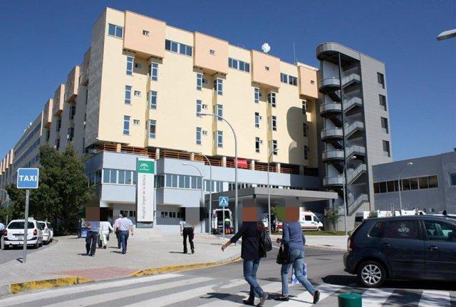 Hospital Clínico Virgen de la Victoria de Málaga