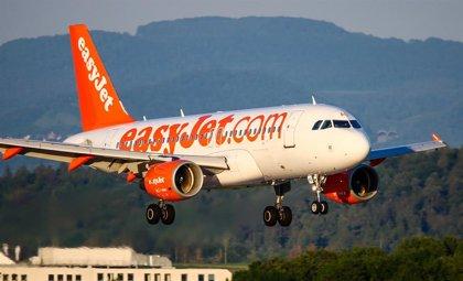 easyJet lanza descuentos en 400.000 asientos para viajar entre el 18 de febrero y el 31 de octubre