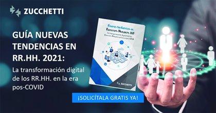 """Zucchetti edita una guía para afrontar """"el proceso de transformación digital"""" en la era postCovid"""
