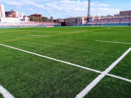 El Estadio de la Juventud renueva sus pistas e instalaciones con 1,8 millones de euros
