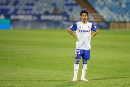 Kagawa ficha por el AEK Atenas cuatro meses después de abandonar  el Zaragoza