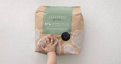 LILLYDOO lanza el primer pañal ecológico de España con embalaje de papel