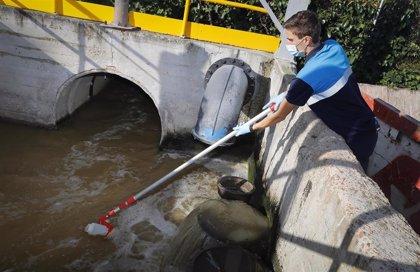 Las aguas residuales del Canal recogen un incremento sostenido de Covid en las últimas semanas