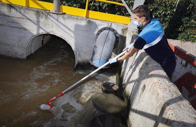 El estudio de fragmentos Covid en aguas residuales de Canal de Isabel II puede predecir ingresos hospitalarios entre 1 y 2 días antes