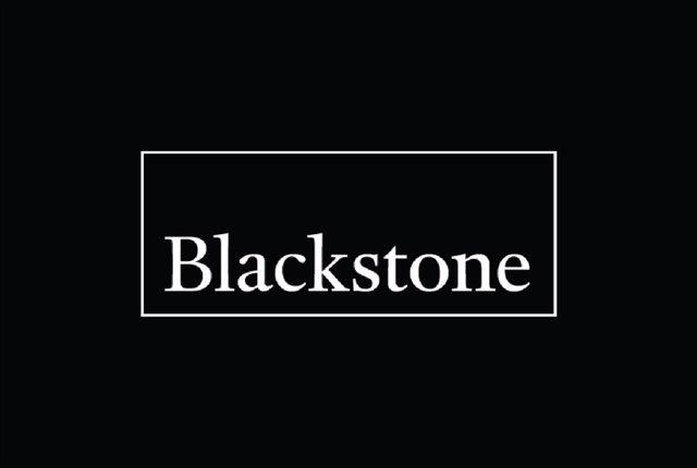 Logo de Blackstone.