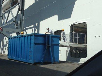 El Puerto de Barcelona aprueba revisar las tarifas del servicio de recogida de residuos Marpol V