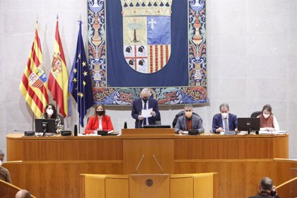 Las Cortes de Aragón se comprometen a trabajar para paliar el impacto de la pandemia en personas con cáncer