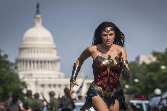 Imagen de Wonder Woman 1984