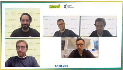 Agrivi, Lizee y Skriware, 'startups' ganadoras de la competición Extreme Tech Challenge organizada por Glovo