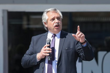 Alberto Fernández llama al pueblo chileno a aprovechar el proceso constituyente para hacer historia