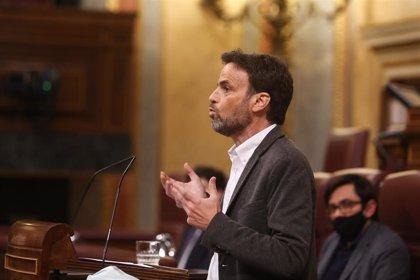 """Asens (Podemos) sobre el CGPJ: """"Si no le ponemos freno, un poder caducado va a renovar hasta el mobiliario"""""""