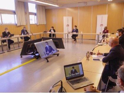 El Govern avala la apuesta de la región de Tarragona por el hidrógeno verde