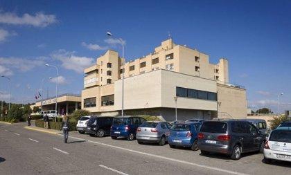 Un hombre de 30 años traslado al Hospital de Tudela tras sufrir un accidente de tráfico en Cervera del Río Alhama
