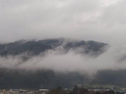 Ambiente claro y ascenso de las temperaturas, con nieblas en el interior, este jueves en Euskadi