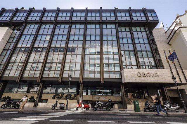 Edifici de la seu de Bankia a València, Comunitat Valenciana (Espanya)