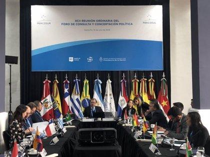 Borrell cree que ahora el tratado de Mercosur sería rechazado y confía en que Portugal lo impulse