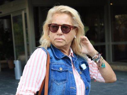 """Mayte Zaldívar ataca a Isabel Pantoja: """"Uno recoge lo que siembra aunque la cosecha te salga pocha"""""""