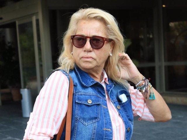 Mayte Zaldívar, en una imagen de archivo