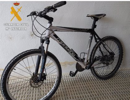 Detenido en Viana (Navarra) por el robo en Logroño de tres bicicletas y un reloj