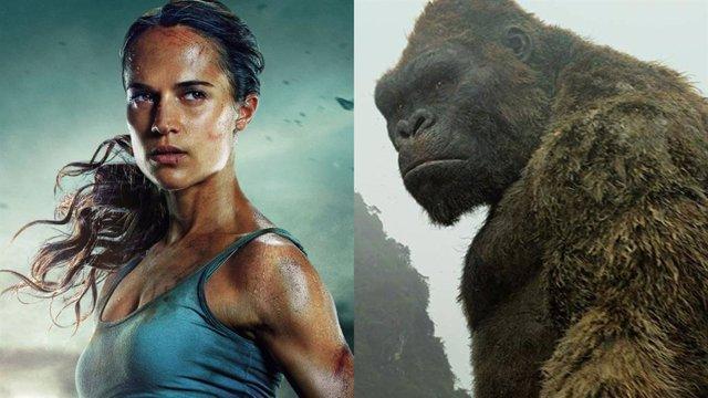 King Kong y Tomb Raider tendrán series anime en Netflix