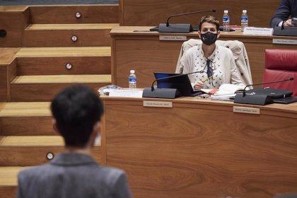 El Parlamento foral convalida el decreto del Gobierno con medidas fiscales para pymes y autónomos